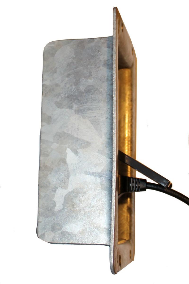Gabion wall outlet by Gabinova