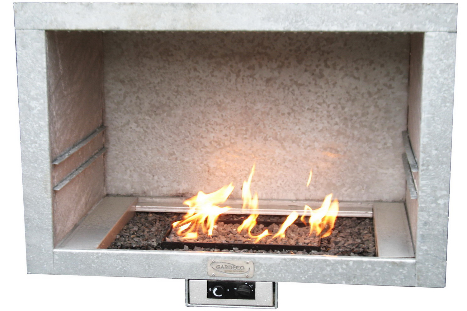 Build in gasfireplace