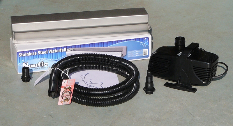 Nautic LED Pro Waterfall set 60cm