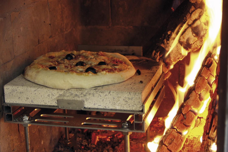 Pizza Casa Set von Gabinova