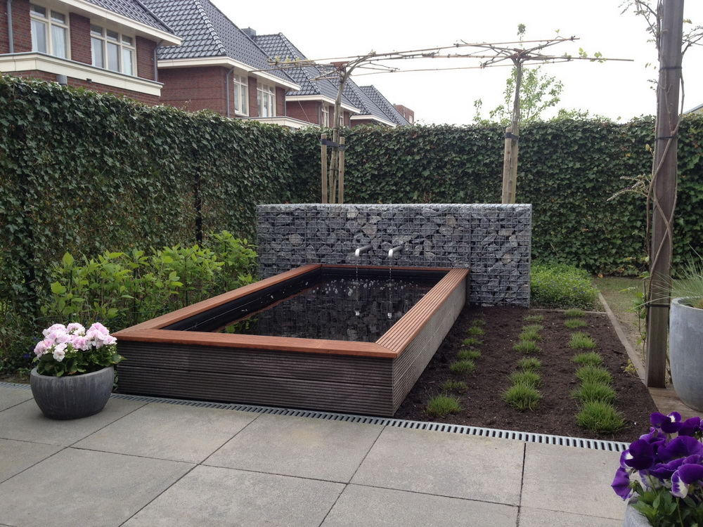 Gabion with Basalt 60-160mm